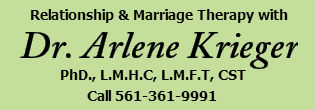 Dr Arlene Krieger - Relationship and Marriage Therapy