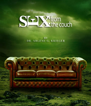 Sex From The Couch Book by Dr. Arlene Krieger